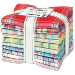 Mammoth Junior Flannel Fat Quarter Bundle in 2021 New Colors