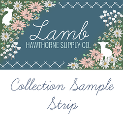 Lamb Sample Strip