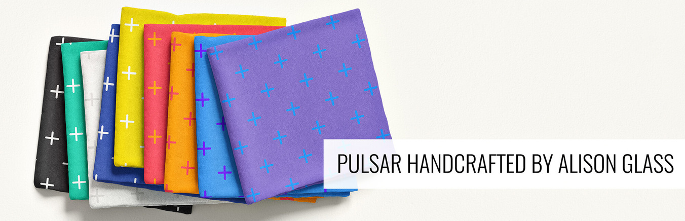 Pulsar Handcrafted by Alison Glass
