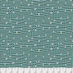 Wind Song in Teal