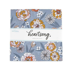 """Heartsong 10"""" Square Pack"""