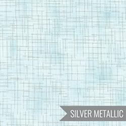 Quilter's Linen Metallic in Ice