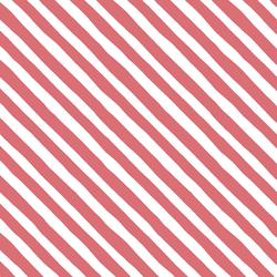 Rogue Stripe in Dahlia