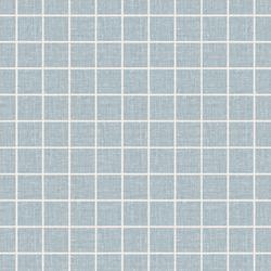 Grid in Light Blue