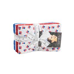 Holiday Essentials Americana Fat Eighth Bundle