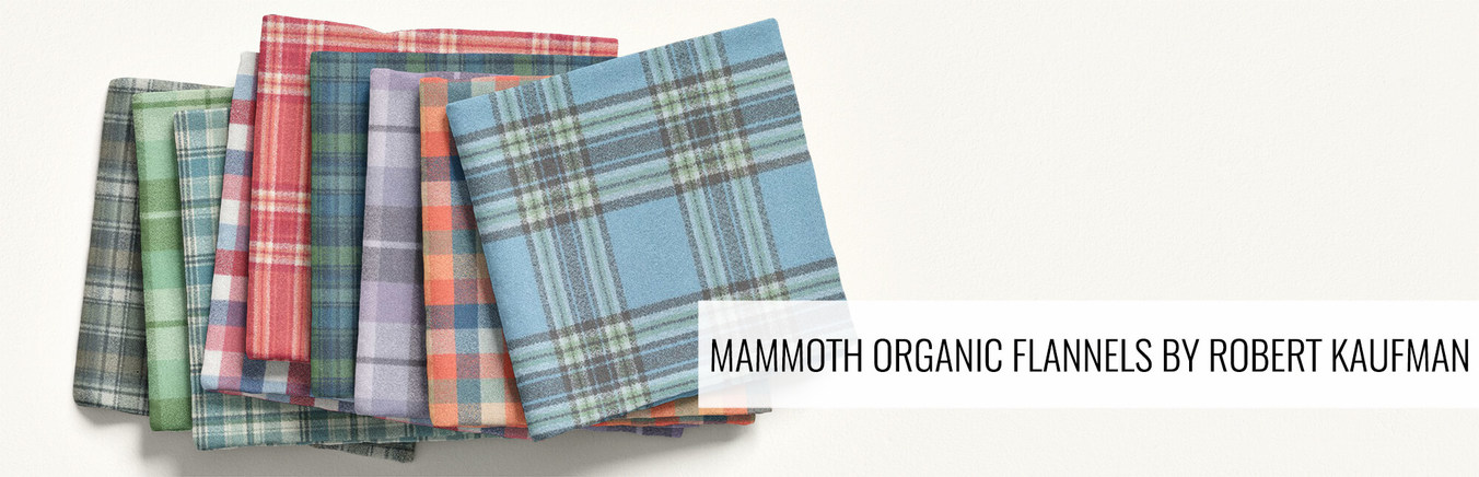 Mammoth Organic Flannels