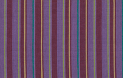 Alternating Stripe in Lavender
