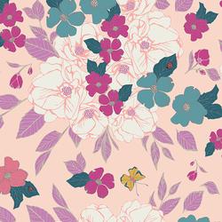 Flowery Chant Knit in Dainty