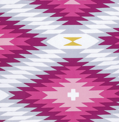 Azteca Sateen in Rosetta