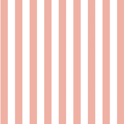 Candy Stripe in Peony