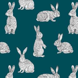 Bunny Hop in Juniper