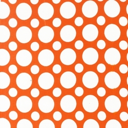 Large Spots in Tangerine