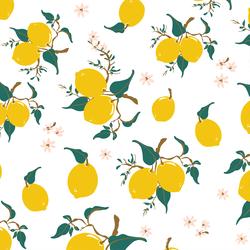 Lemons in Summer