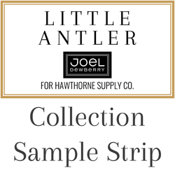 Little Antler Sample Strip