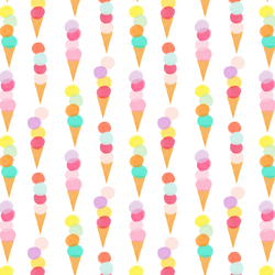 Mod Cones in Rainbow
