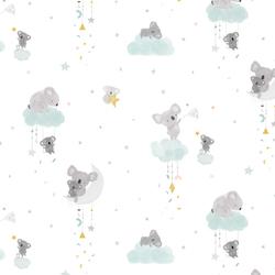 Koala Me Crazy in White