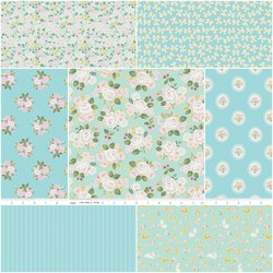 Milk & Honey Fat Quarter Bundle in Sweet