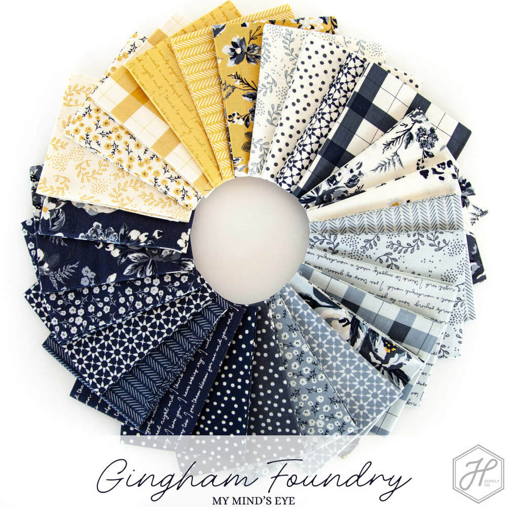 Gingham Foundry Poster Image