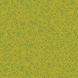 Nasturtium Field in Pear Green