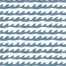 Waves in Island Breeze