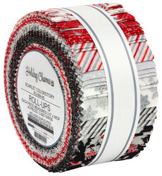 Holiday Charms Roll Up in Scarlet Colorstory