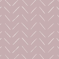 Chevron in Burnished Lilac