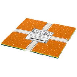 """Paintbox 10"""" Square Pack in Planetarium Coordinates"""