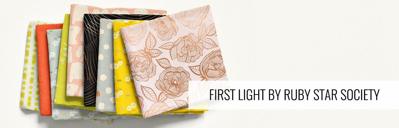 First Light by Ruby Star Society