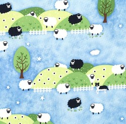 Counting Sheep in Boy