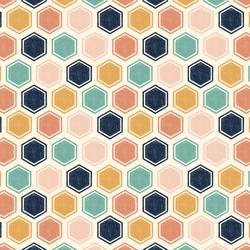 Honeycomb in Summer Garden