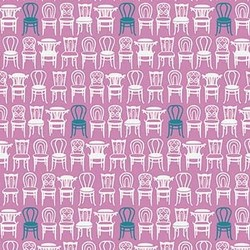 Vienna Chairs in Pink