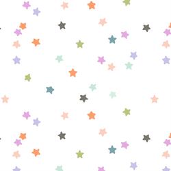 Rainbow Stars in Halloween