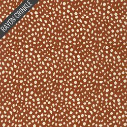 Mosaic Crinkle in Rust
