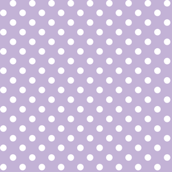 Candy Dot in Lilac