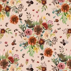 Fall Bouquet in Shell