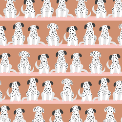 Dalmations in Spotty