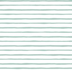 Artisan Stripe in Aspen on White