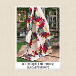 Bolero Quilt Kit