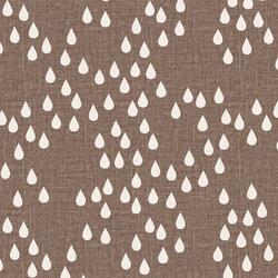 Rain Drops in Chocolate