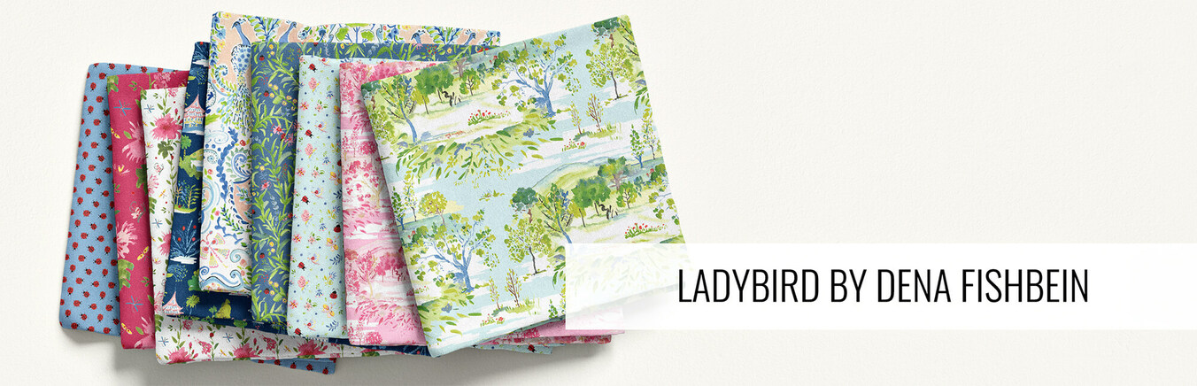 Ladybird by Dena Fishbein