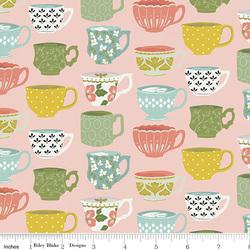 Teatime in Blush