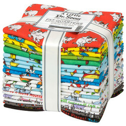 A Little Dr. Seuss Fat Quarter Bundle