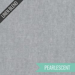 Essex Yarn Dyed Metallic in Platinum
