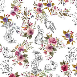 Enchanted Garden in Wildflower