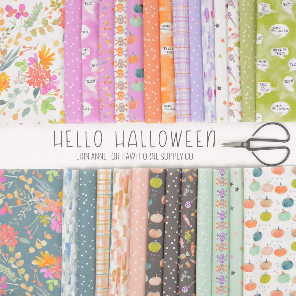 Hello Halloween Poster Image