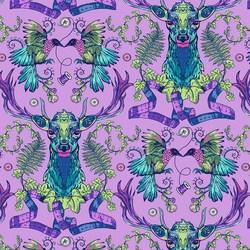 Deer Ridge in Light Purple Multi