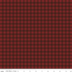Gingham in Red