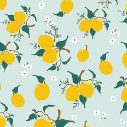 Lemons in Mint