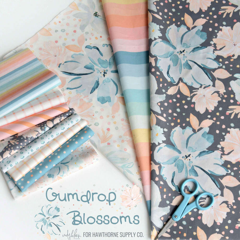 Gumdrop Blossoms Poster Image