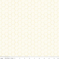 Honeycomb in Parchment